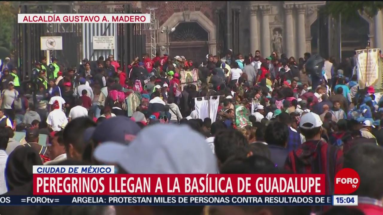 FOTO: Más Dos Millones Fieles Han Llegado Basílica Guadalupe