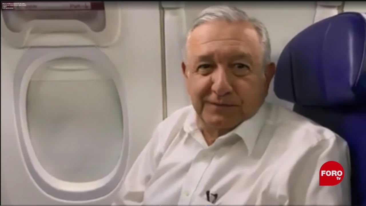 FOTO: México Ya Cumplió Con Ratificación T-MEC Señala AMLO