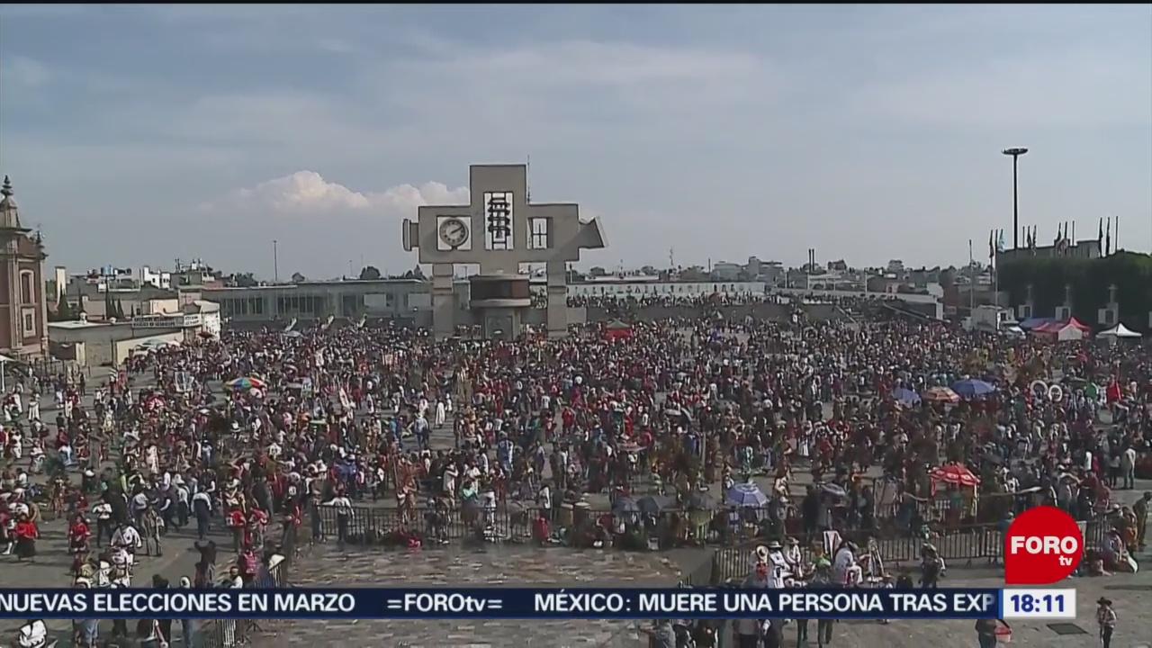 FOTO: Miles Feligreses Regresan Sus Hogares Tras Visitar Basílica