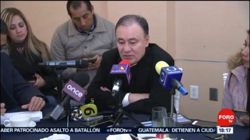 Foto: Resultados Guardia Nacional Seguridad Alfonso Durazo 23 Diciembre 2019