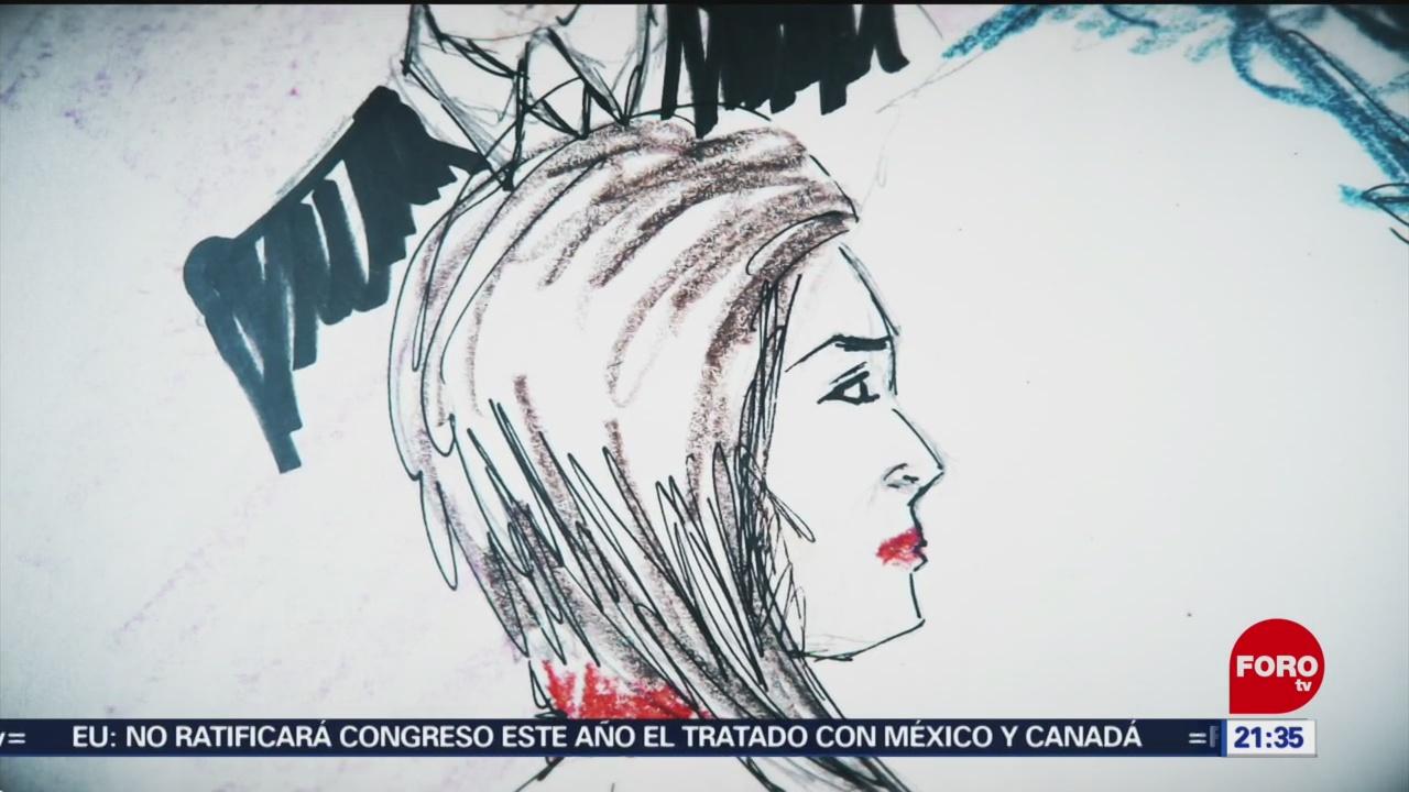 Foto: Rosario Robles Comparece Escrito Juicio Político 10 Diciembre 2019