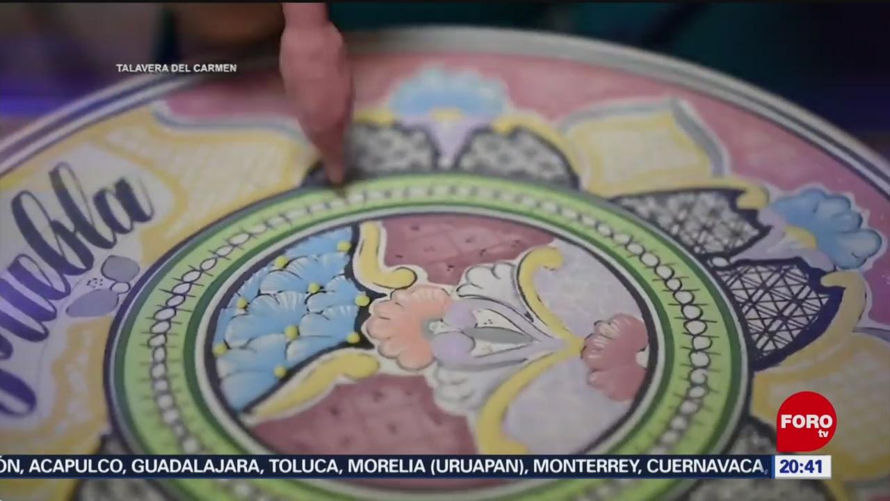 Foto: Talavera México España Patrimonio Cultural Inmaterial Humanidad Unesco 12 Diciembre 2019
