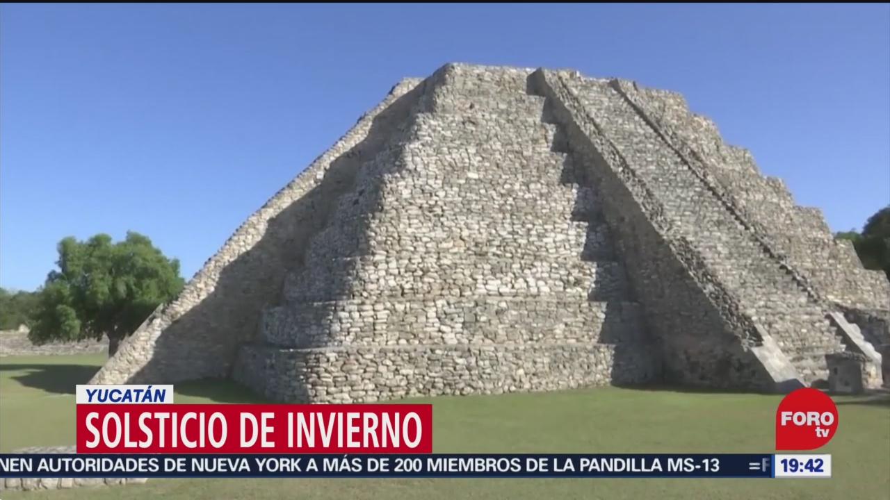 FOTO: 21 diciembre 2019,tierras yucatecas seran protagonistas del solsticio de invierno