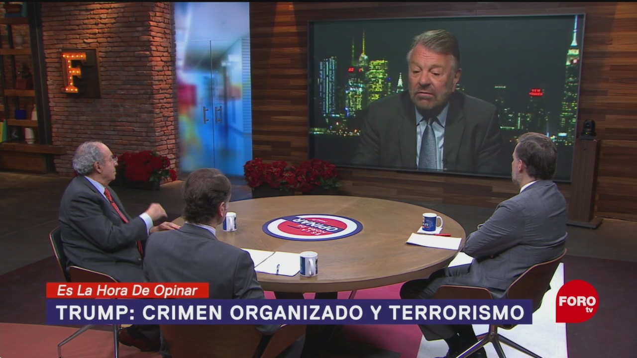 Foto: Trump Echó Atrás Narcoterrorismo Por Qué 9 Diciembre 2019