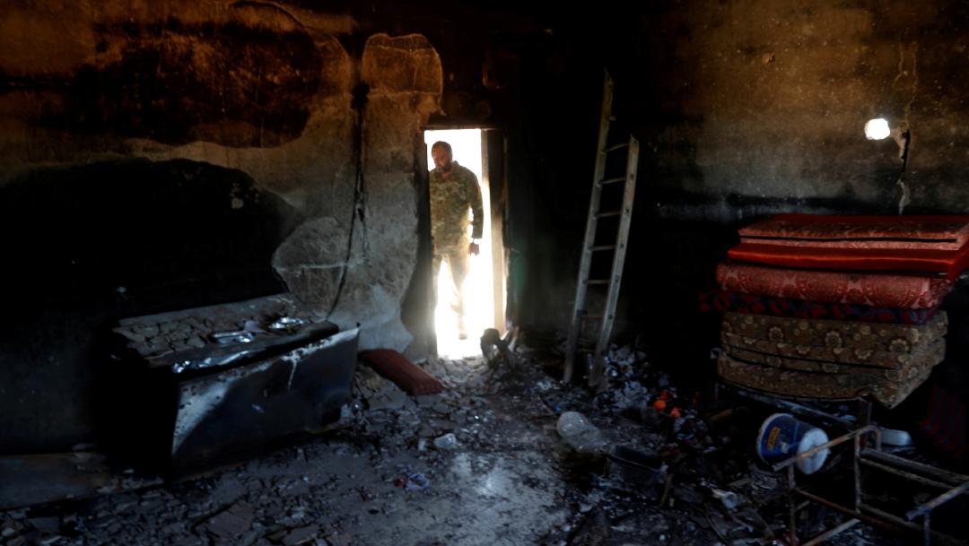 Foto: Al menos 28 muertos en ataque contra una escuela militar en Libia, 04 de enero de 2020, (@VanguardiaVieja)