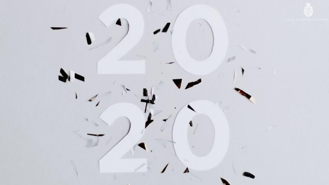 """Foto No es correcto decir """"veinte-veinte"""" para referirse al 2020: RAE 6 enero 2019"""
