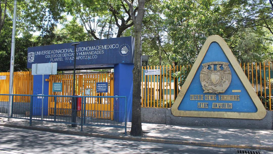 Foto: UNAM reconoce negligencia en muerte de estudiante de CCH, 24 de enero de 2020, (CCH)