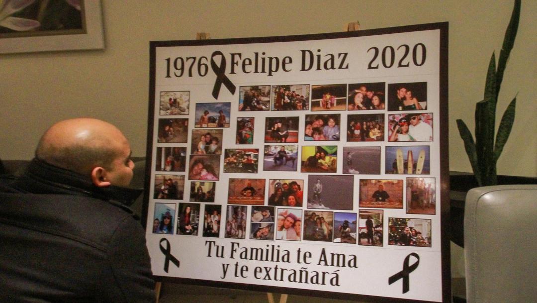 Foto: Despiden a chef español asesinado en México, 11 de enero de 2020 (EFE)