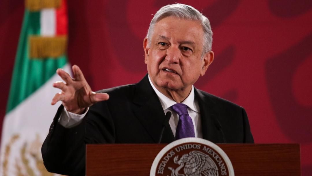 FOTO: Los únicos molestos son los que saqueaban a México: AMLO, el 02 de febrero de 2020