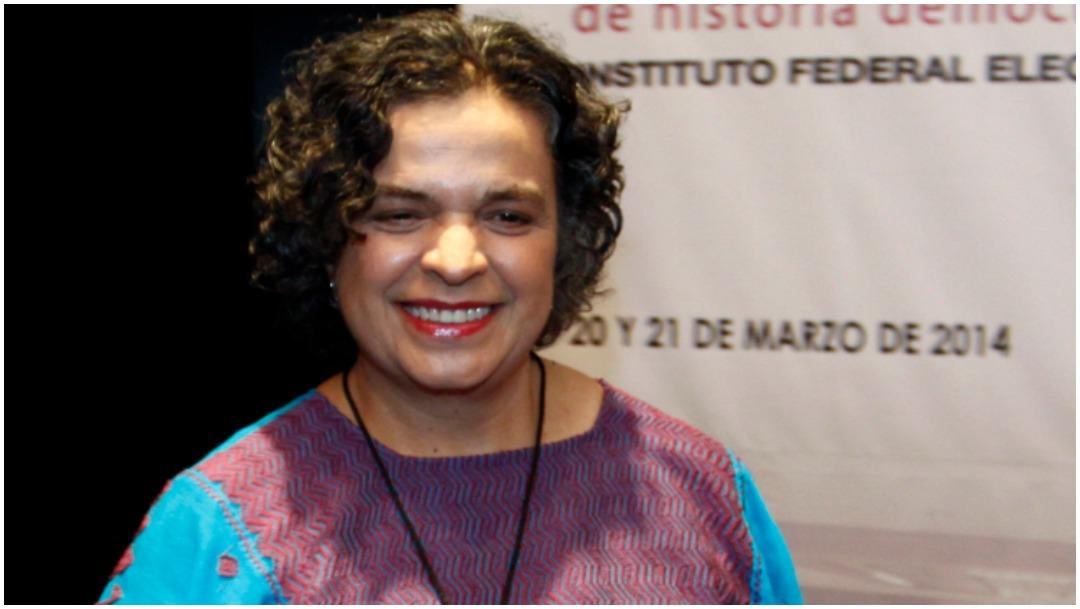 Imagen: Beatriz Paredes insiste en instaurar segunda vuelta en elección presidencial, 5 de enero de 2020 (RODOLFO ANGULO /CUARTOSCURO.COM)