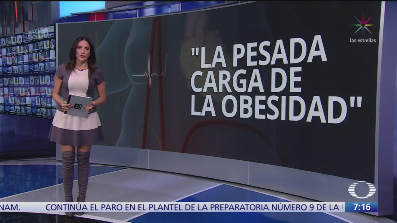 cerca del 73 de los mexicanos padecen sobrepeso dice la ocde