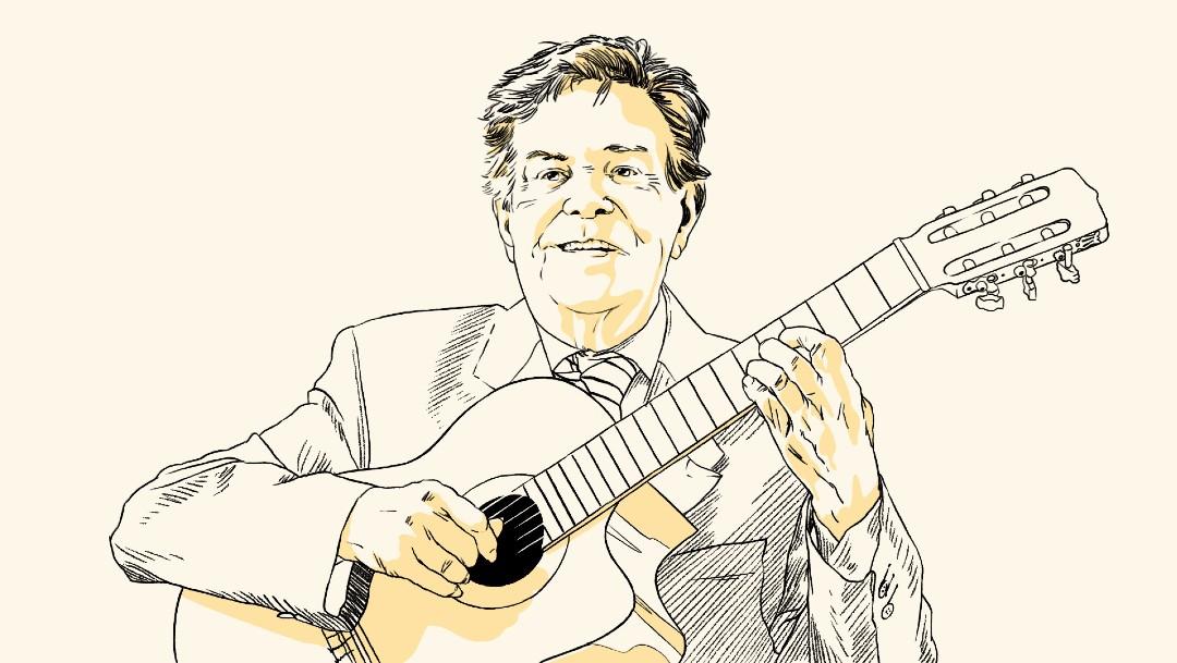 IMAGEN Muere Chamín Correa, 'El requinto de oro' (Televisa.news)