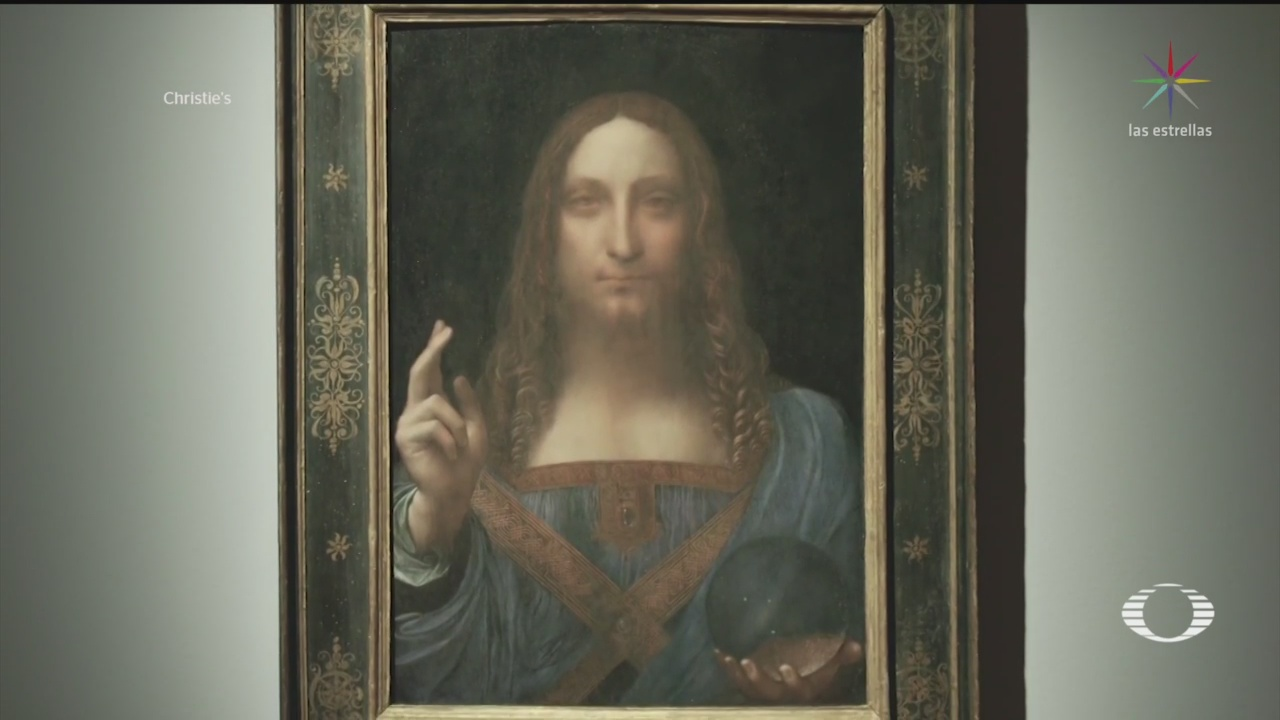 Foto: Pintura Leonardo Da Vinci Resuelven Misterio 8 Enero 2020