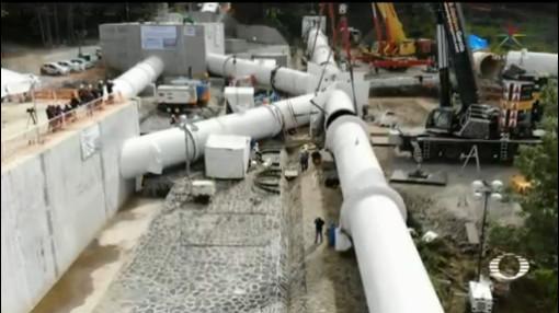 Foto: Conagua Licitación Remodelación Sistema Cutzamala 22 Enero 2020