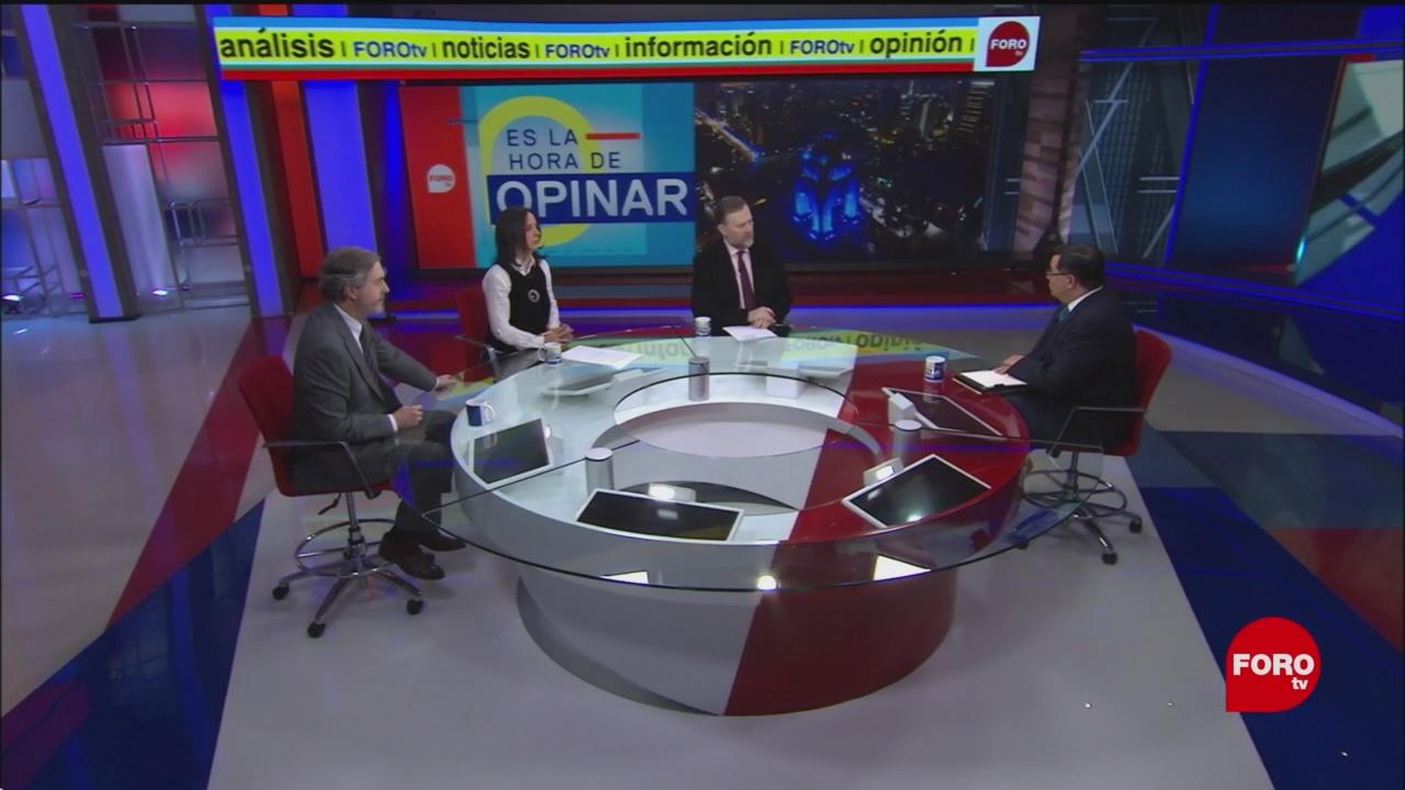 Foto: Riesgos Más Grandes Enfrenta México 2020 9 Enero 2020