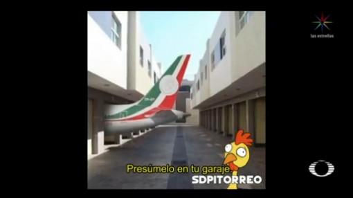 Foto: Memes Rifa Avión Presidencial Tendencia Nivel Mundial 17 Enero 2020