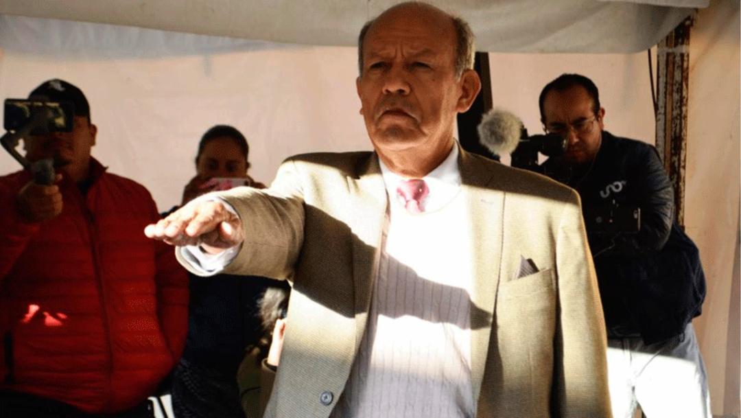 Foto: Designan a militar retirado como director del penal de Cieneguillas, 08 de enero de 2020, ( Twitter @AIPZ_ZAC.)