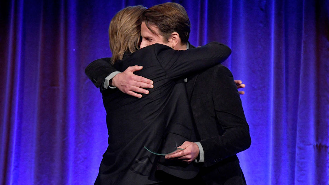 Bradley Cooper ayudó a Brad Pitt a superar el alcoholismo