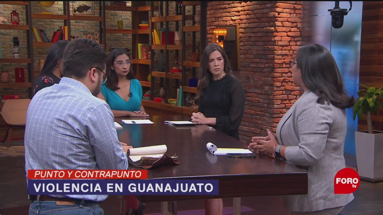 Foto: Guanajuato Violencia Homicidios Sale Normal 29 Enero 2020