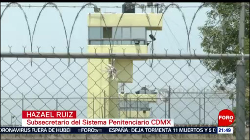 Foto: Inhibidores Celulares Cárceles México No Sirven 23 Enero 2020