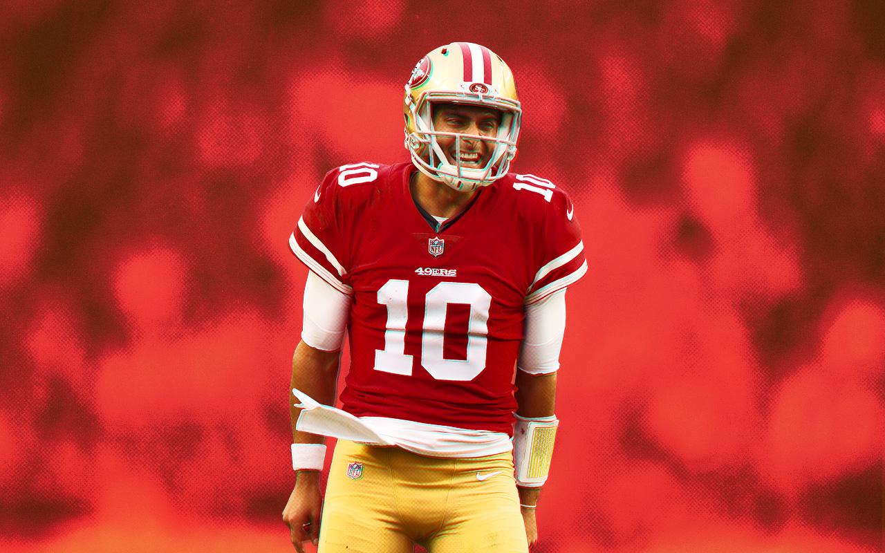 28/01/2020, Quién es Jimmy Garoppolo el quarterback de los San Francisco 49ers