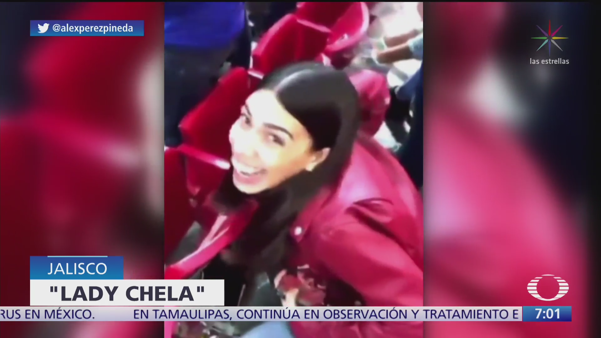 lady chela se vuelve viral en redes