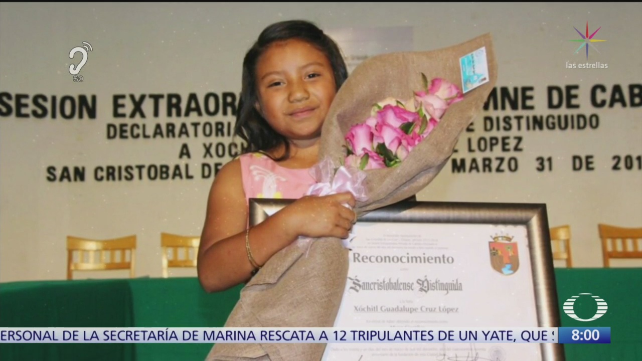 Foto: ninas y mujeres mexicanas en la ciencia