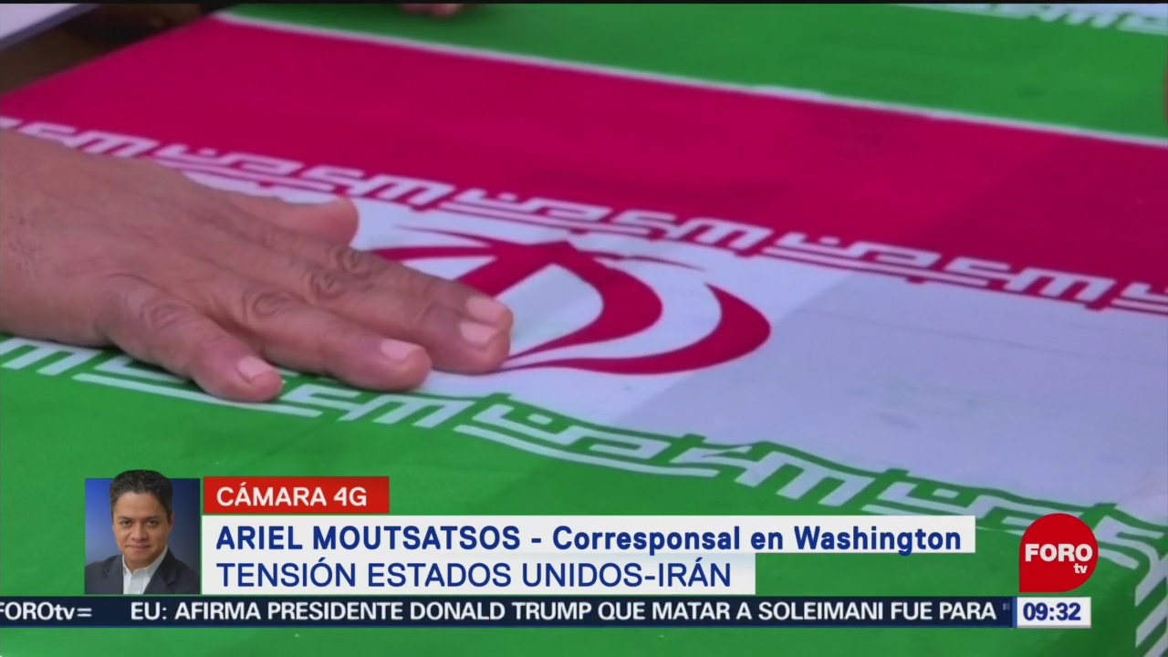 FOTO: parlamento de irak pide poner fin a presencia militar estadounidense