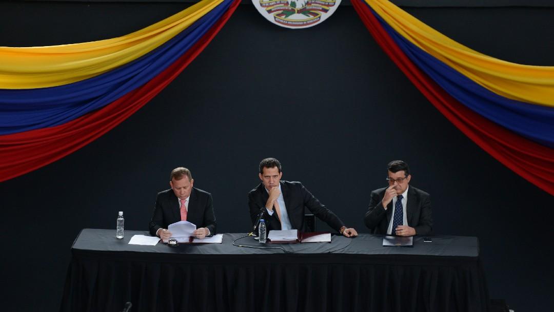 Parlamento Europeo reitera reconocimiento de Juan Guaidó