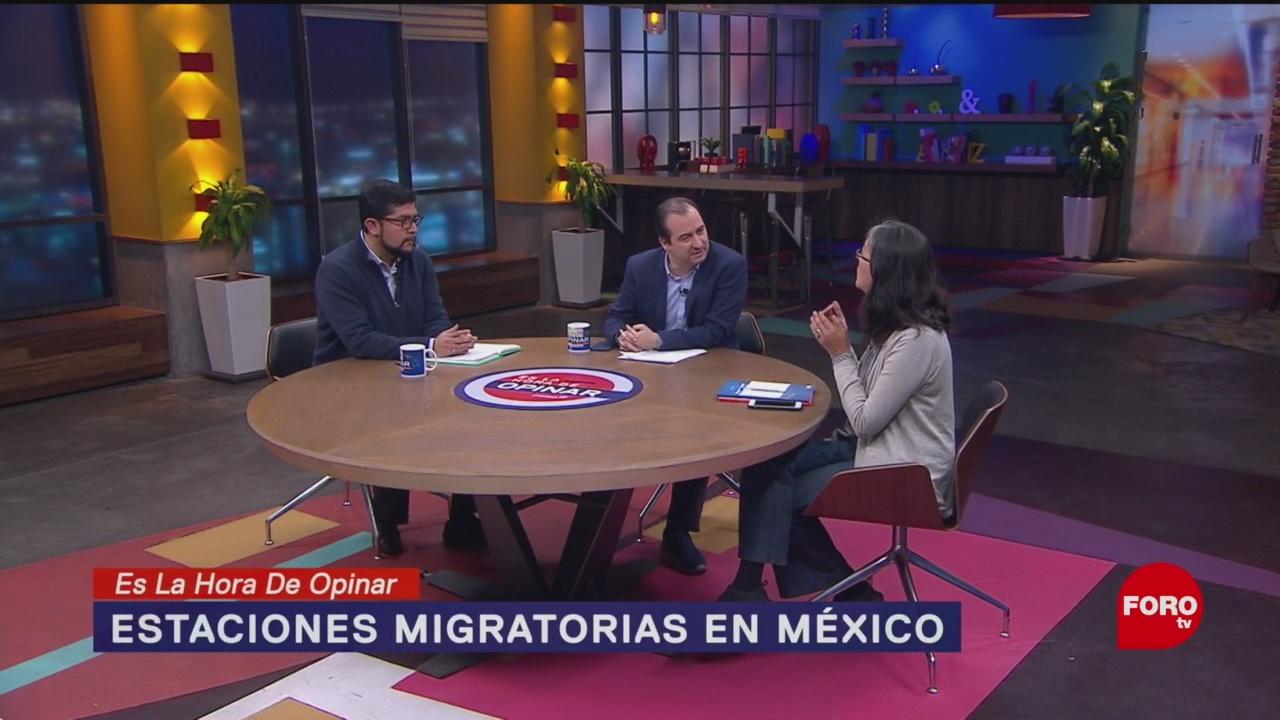 Foto: Estaciones Migratorias Frontera Sur México 30 Enero 2020