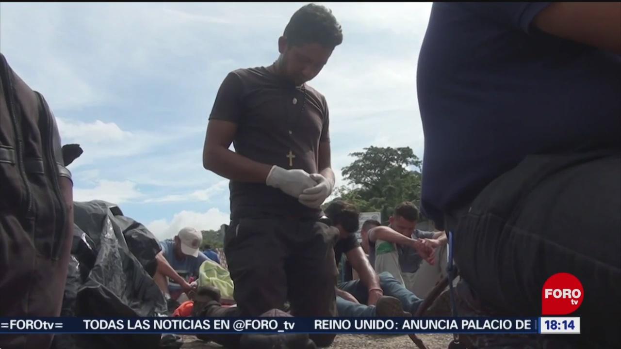 FOTO: 19 enero 2020, redoblan seguridad en frontera de tabasco y guatemala