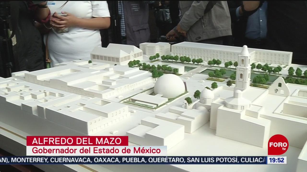 Foto: Toluca Centro Histórico Remodelarán 15 Enero 2020