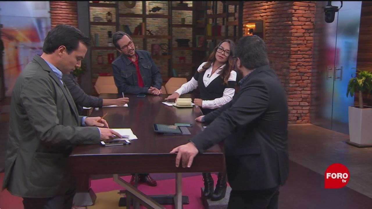 Foto: Rosario Piedra Reúne Familiares 43 Normalistas Ayotzinapa 28 Enero 2020