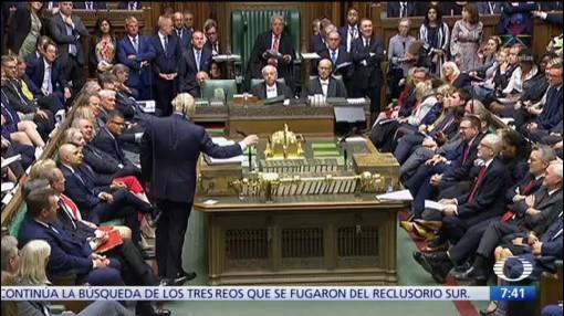 se concreta el brexit reino unido sale de la union europea