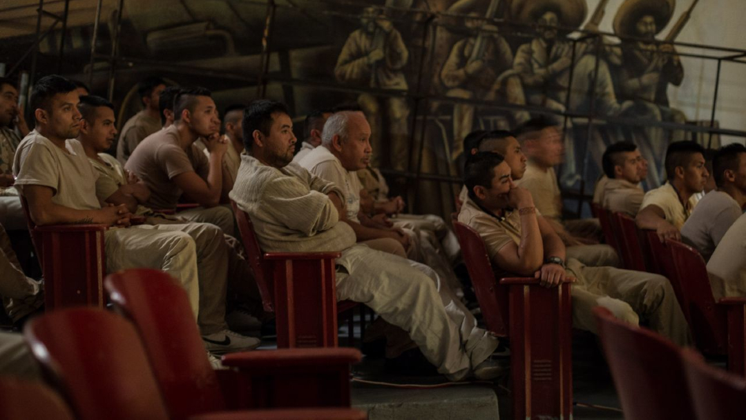FOTO: Más de la mitad de los presos en CDMX cursa estudios académicos, el 25 de enero de 2020
