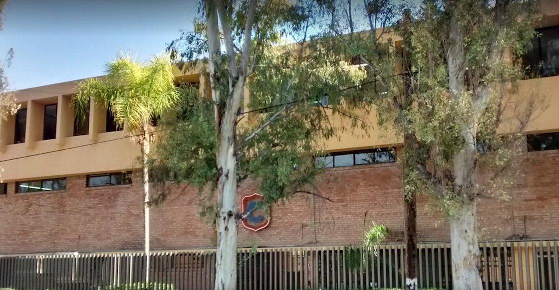 Fotografía del exterior del Colegio Cervantes de Torreón