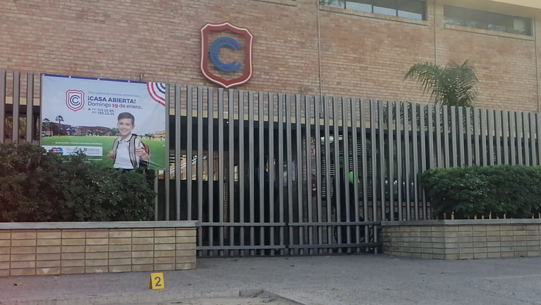 FOTO Tiroteo en colegio de Torreón, Coahuila, deja al menos 2 muertos (Cuartoscuro/Luis Rivera)