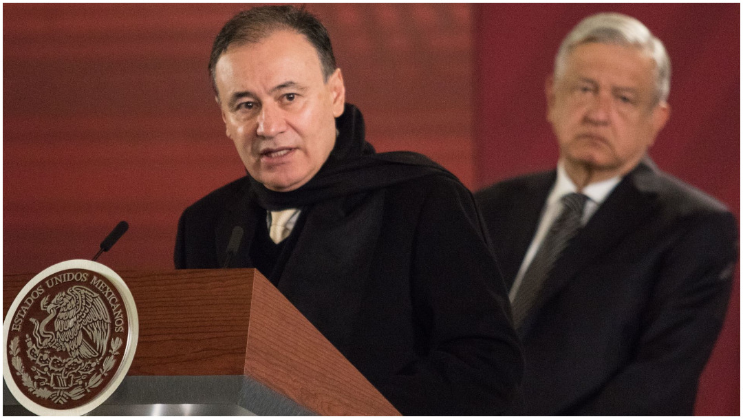 Imagen: Alfonso Durazo lamentó el actuar de los jueces en la liberación de presuntos delincuentes, 16 de febrero de 2020 (VICTORIA VALTIERRA/CUARTOSCURO.COM)