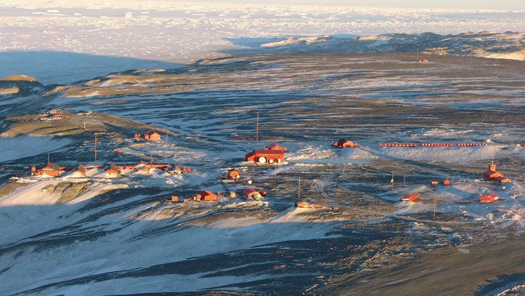 Foto Con 18.3 grados, la Antártida vivió su día más caluroso desde 1961 7 febrero 2020