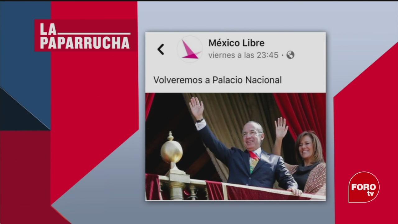 Foto: México Libre Partido Político Noticias Falsas 12 Febrero 2020