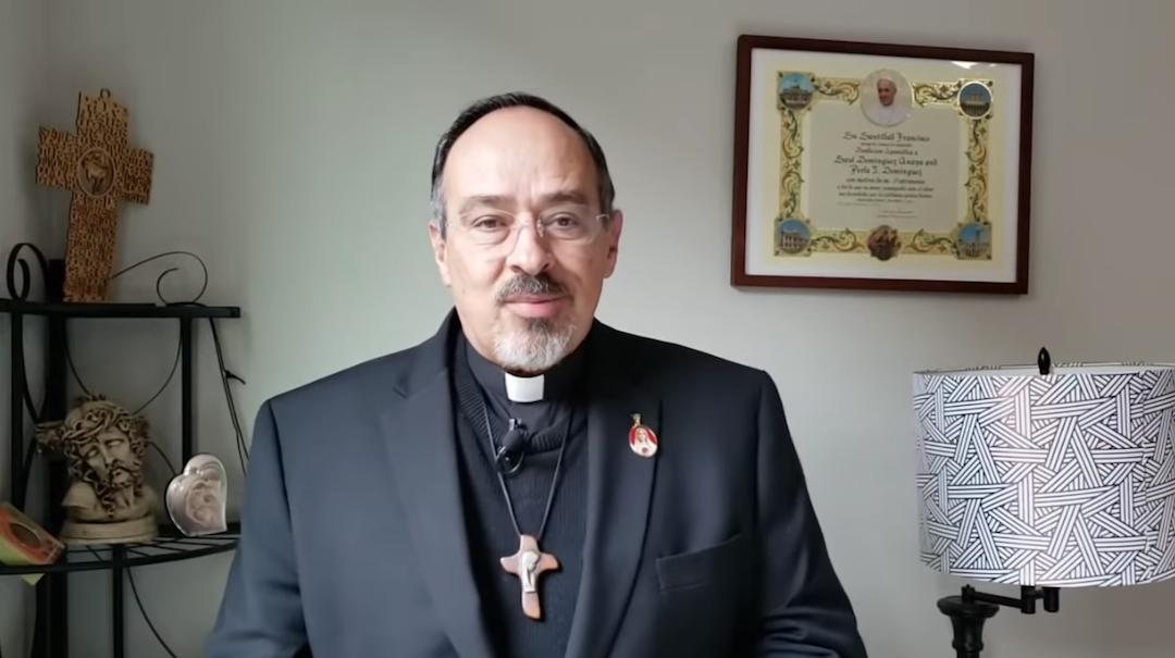 Sacerdote pide no participar en Paro Nacional del 9 de marzo