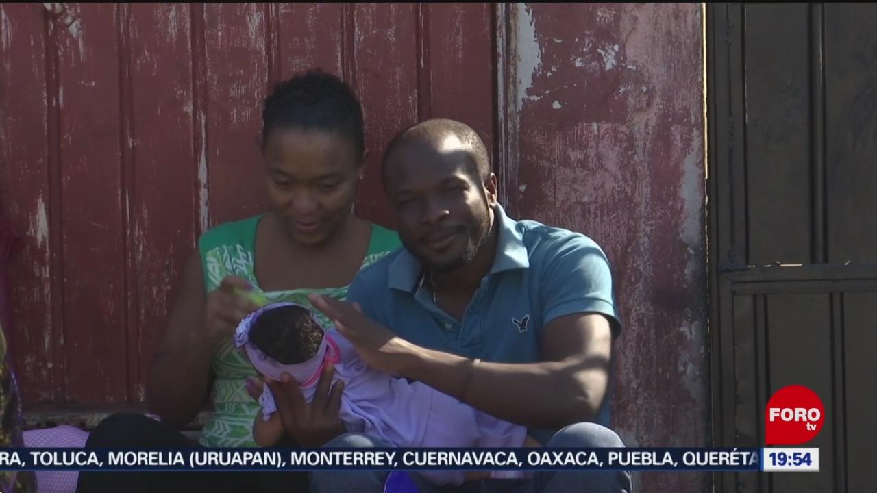FOTO: 7 febrero 2020, chiapas registra mas de mil nacimientos de hijos de migrantes