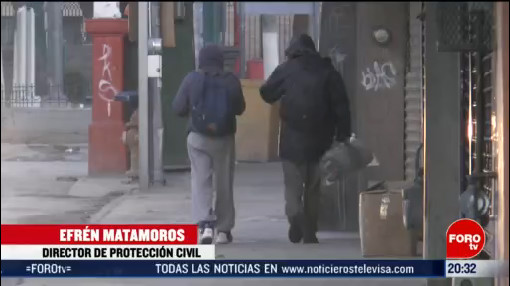 Foto: Chihuahua Registra Temperaturas Bajo Cero 18 Febrero 2020