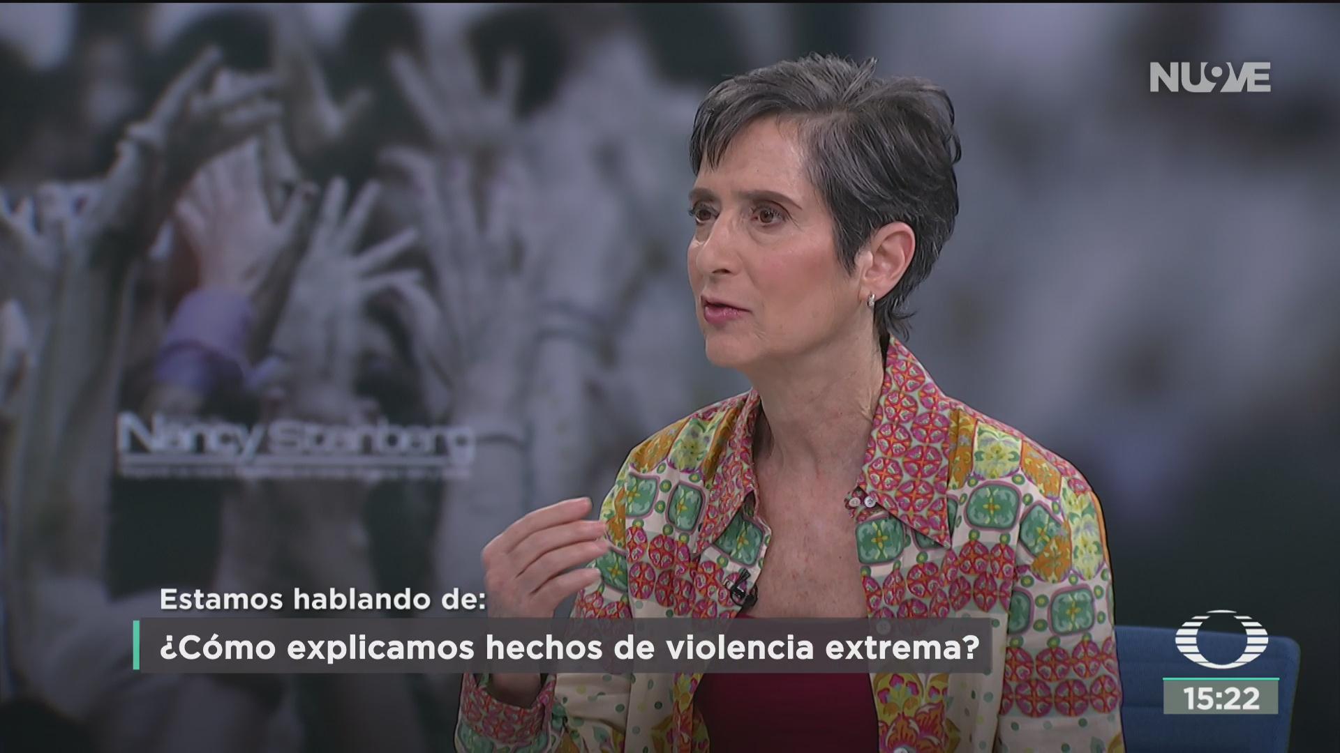 FOTO: como explicamos los hechos de violencia extrema
