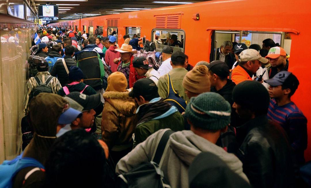 Lunes 3 de febrero Metro y Metrobús tendrán horario especial