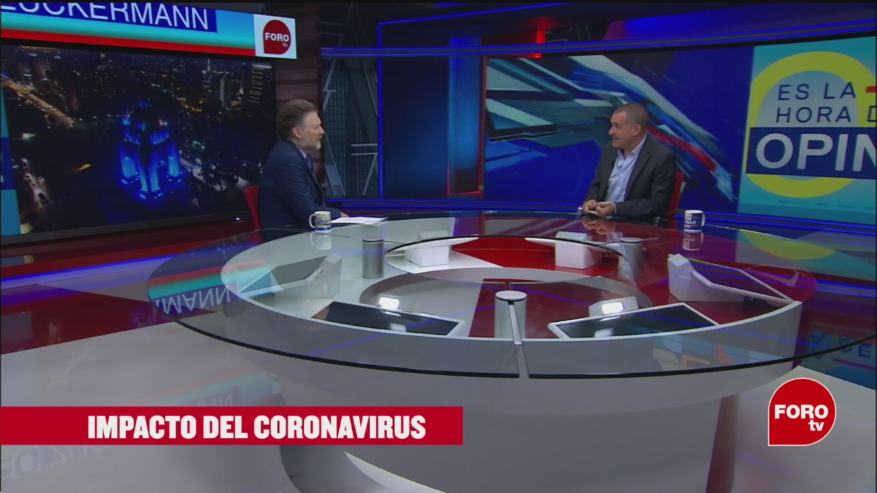 Foto: Impacto Económico Político Coronavirus 12 febrero 2020