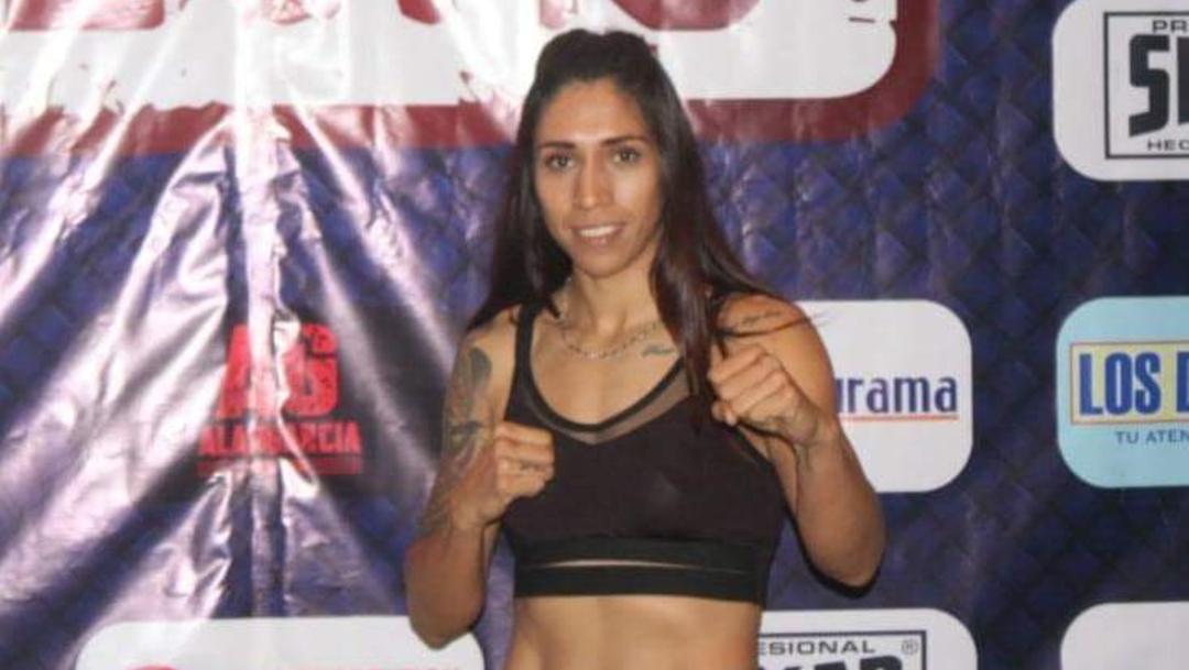 Foto Conade reporta secuestro virtual de la boxeadora Nora Ibarra, 06 de enero de 2020, (Twitter @rodrigo_dector)