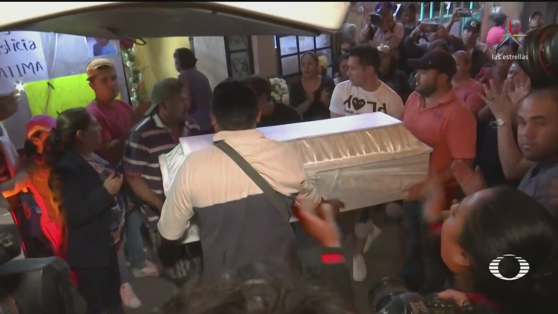 Foto: Caso Fátima Muerte Niña Cdmx 17 Febrero 2020