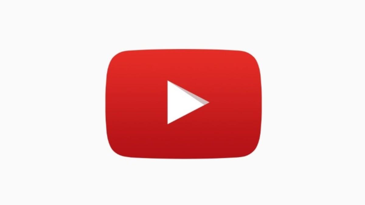 Foto: Logo de YouTube. YouTube