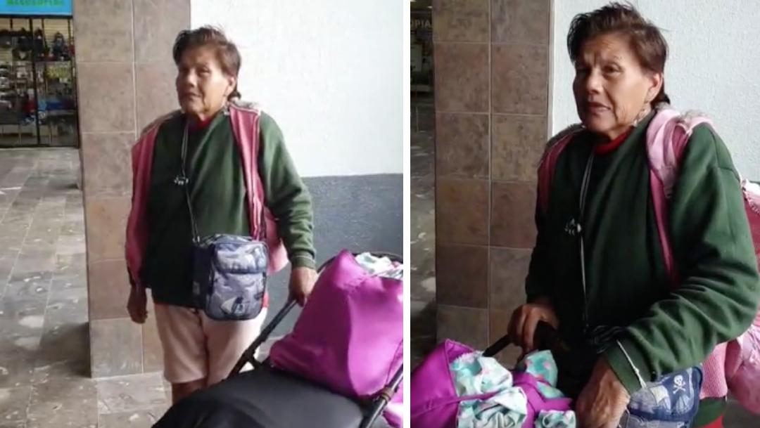 Abandonan a mujer enferma en central camionera de Sonora